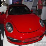 2014 Porsche 911 Targa 4S front at the Goodwood Festival of Speed