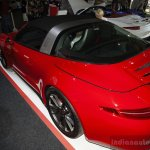 2014 Porsche 911 Targa 4S rear three quarters at the Goodwood Festival of Speed