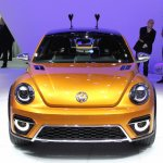 2014 VW Beetle Dune Concept at 2014 NAIAS front