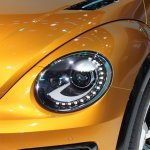 2014 VW Beetle Dune Concept at 2014 NAIAS headlight