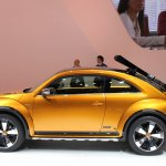 2014 VW Beetle Dune Concept at 2014 NAIAS side