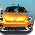 2014 VW Beetle Dune Concept at 2014 NAIAS