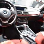2015 BMW X1 at 2014 NAIAS cabin