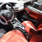 2015 BMW X1 at 2014 NAIAS dash