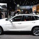 2015 BMW X1 at 2014 NAIAS side