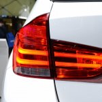 2015 BMW X1 at 2014 NAIAS taillight 2