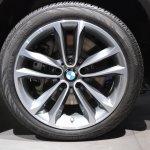 2015 BMW X1 at 2014 NAIAS wheel