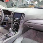 2015 Cadillac ATS Coupe dashboard at NAIAS 2014