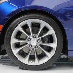 2015 Cadillac ATS Coupe wheel at NAIAS 2014