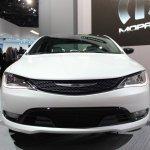2015 Chrysler 200 Mopar front fascia at NAIAS 2014