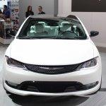 2015 Chrysler 200 Mopar front view at NAIAS 2014