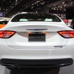 2015 Chrysler 200 Mopar rear fascia at NAIAS 2014