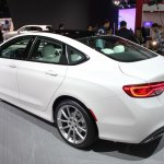 2015 Chrysler 200 Mopar rear three quarters at NAIAS 2014