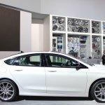 2015 Chrysler 200 Mopar side view at NAIAS 2014