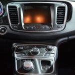 2015 Chrysler 200 central console at NAIAS 2014