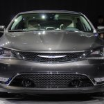 2015 Chrysler 200 front at NAIAS 2014