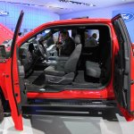 2015 Ford F-150 FX4 entry at NAIAS 2014