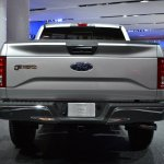 2015 Ford F-150 rear view at NAIAS 2014