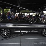 2015 Ford Mustang Convertible at 2014 Goodwood Festival of Speed