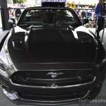 2015 Ford Mustang Convertible front at 2014 Goodwood Festival of Speed