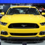 2015 Ford Mustang GT at 2014 NAIAS front