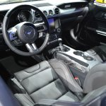 2015 Ford Mustang GT at 2014 NAIAS interior
