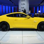 2015 Ford Mustang GT at 2014 NAIAS side