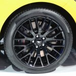 2015 Ford Mustang GT at 2014 NAIAS wheel