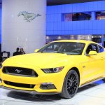 2015 Ford Mustang GT at 2014 NAIAS