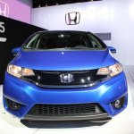 2015 Honda Fit at 2014 NAIAS front 2