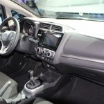 2015 Honda Fit at 2014 NAIAS interior