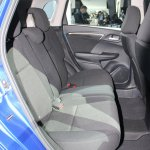 2015 Honda Fit at 2014 NAIAS legroom