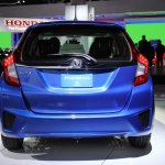 2015 Honda Fit at 2014 NAIAS rear 2