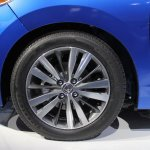 2015 Honda Fit at 2014 NAIAS wheel