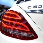 2015 Mercedes-Benz C Class at 2014 NAIAS C400 light