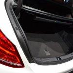 2015 Mercedes-Benz C Class at 2014 NAIAS boot