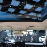 2015 Mercedes-Benz C Class at 2014 NAIAS sunroof