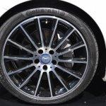 2015 Mercedes-Benz C Class at 2014 NAIAS wheel