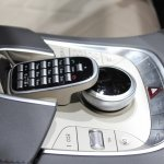 2015 Mercedes-Benz S600 at 2014 NAIAS buttons