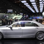 2015 Mercedes-Benz S600 at 2014 NAIAS side 2