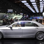2015 Mercedes-Benz S600 at 2014 NAIAS side