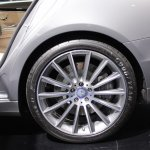 2015 Mercedes-Benz S600 at 2014 NAIAS wheel