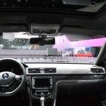 2015 VW Passat Bluemotion Concept at 2014 NAIAS cabin