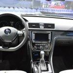 2015 VW Passat Bluemotion Concept at 2014 NAIAS interior