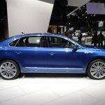 2015 VW Passat Bluemotion Concept at 2014 NAIAS side