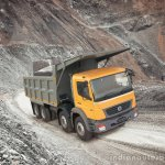 BharatBenz 3128 CM press shot