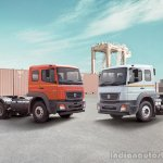BharatBenz 4023 and 4028 press shot