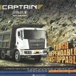 Ashok Leyland 2523 Brochure Scan 1