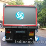Ashok Leyland 2523 Tipper rear at the unveiling
