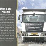 Ashok Leyland 3123 Brochure Scan 2